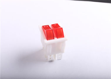 Waterproof Push Button Rocker Switch, Tiang Ganda Illuminated Rocker Switch